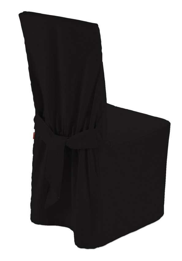 Návlek na stoličku V kolekcii Cotton Panama, tkanina: 702-09