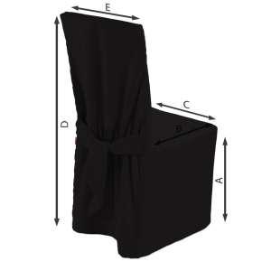 Sukienka na krzesło 45x94 cm w kolekcji Cotton Panama, tkanina: 702-09
