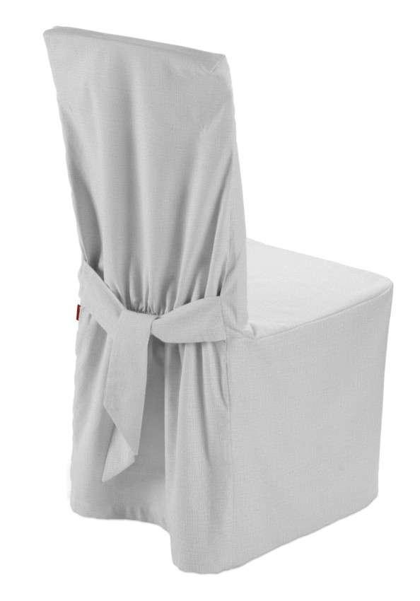 Návlek na stoličku V kolekcii Linen, tkanina: 392-04