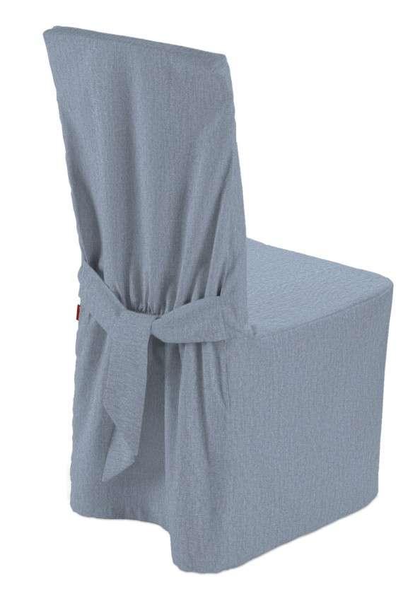 Návlek na stoličku 45 x 94 cm V kolekcii Chenille, tkanina: 702-13