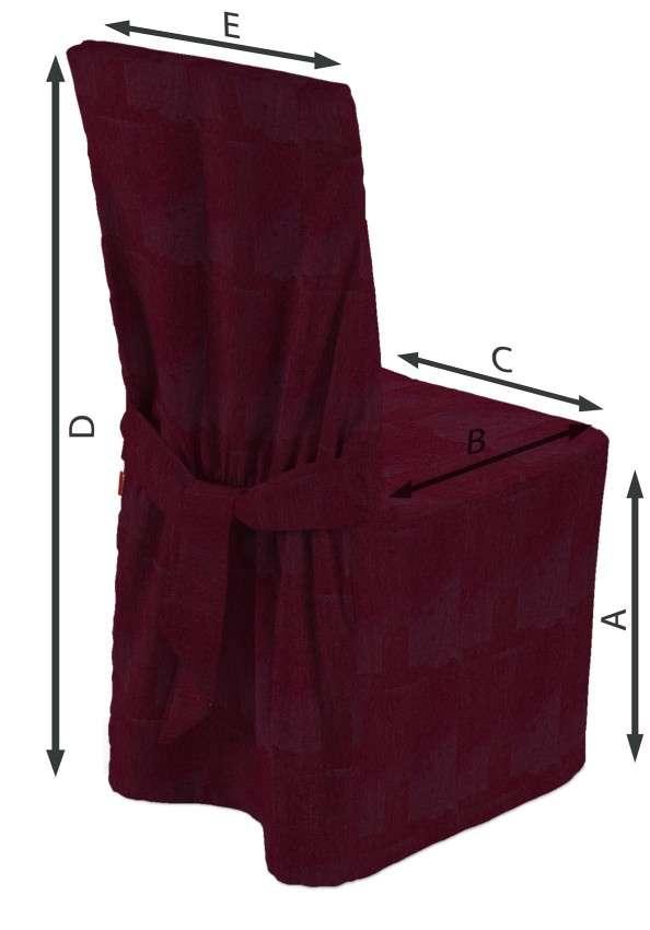 Universal Stoleovertræk fra kollektionen Chenille, Stof: 702-19