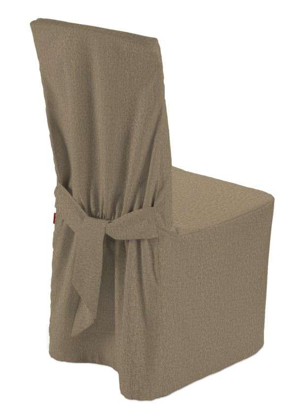 Sukienka na krzesło 45x94 cm w kolekcji Chenille, tkanina: 702-21