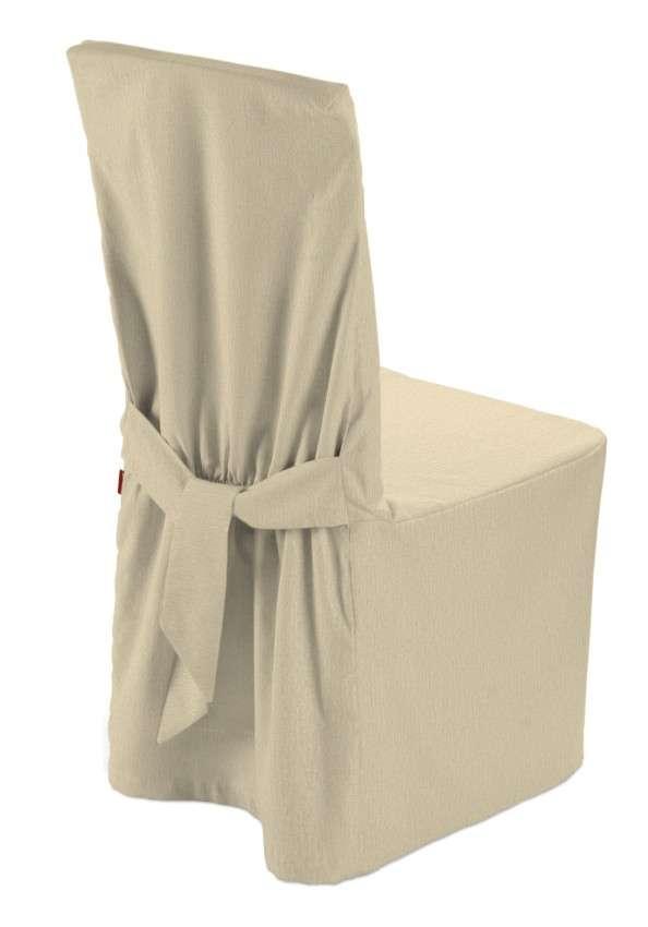 Stuhlhusse von der Kollektion Chenille , Stoff: 702-22