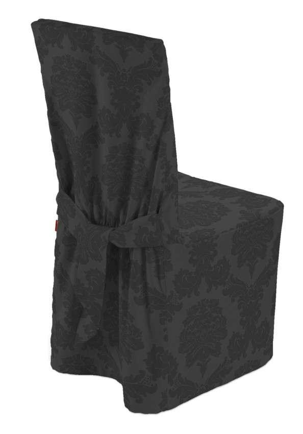 Sukienka na krzesło 45x94 cm w kolekcji Damasco, tkanina: 613-32