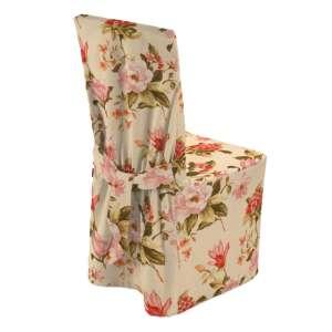 Stuhlhusse 45 x 94 cm von der Kollektion Londres, Stoff: 123-05