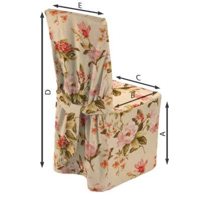 Sukienka na krzesło w kolekcji Londres, tkanina: 123-05