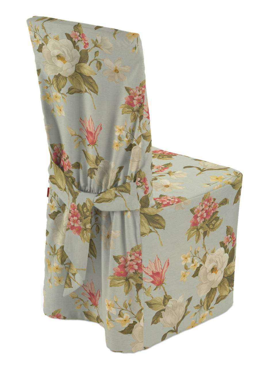 Stuhlhusse 45 x 94 cm von der Kollektion Londres, Stoff: 123-65