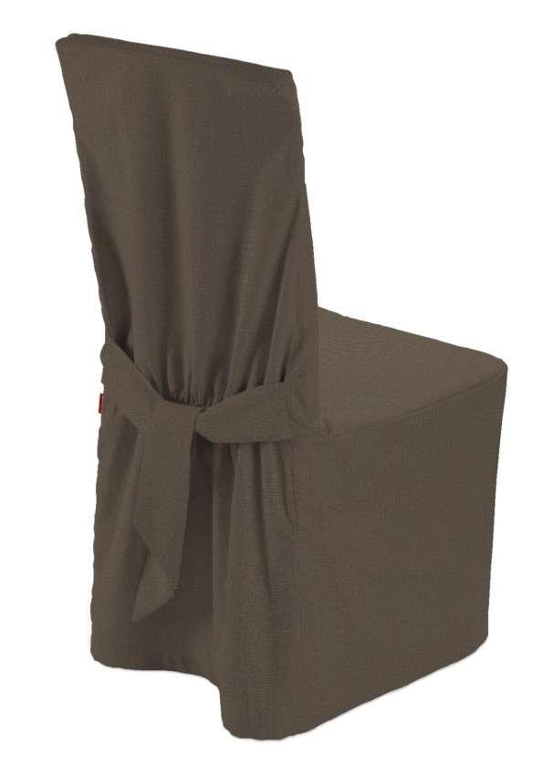 Sukienka na krzesło 45x94 cm w kolekcji Etna , tkanina: 705-08