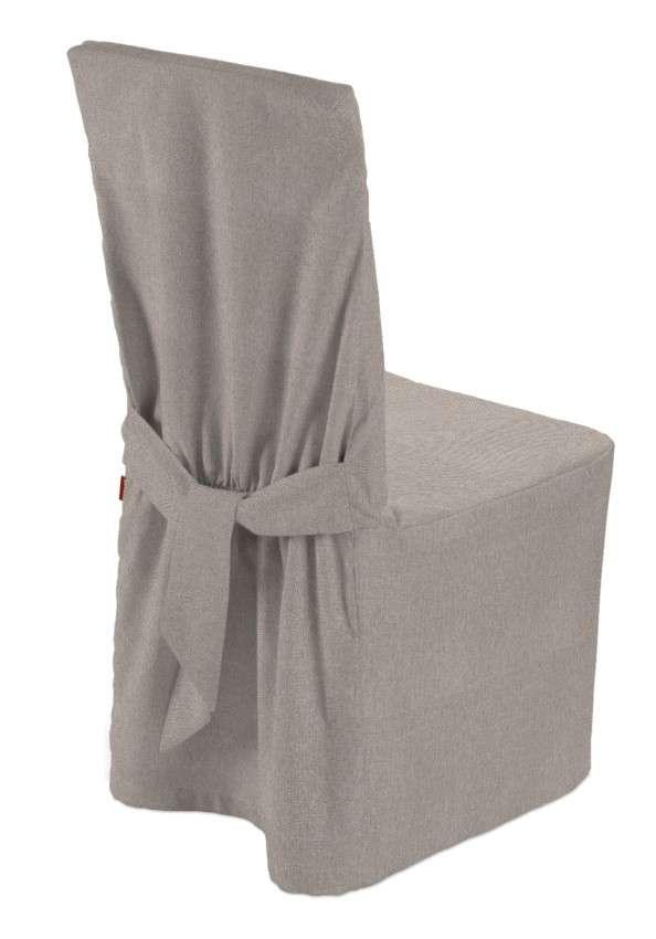 Sukienka na krzesło 45x94 cm w kolekcji Etna , tkanina: 705-09
