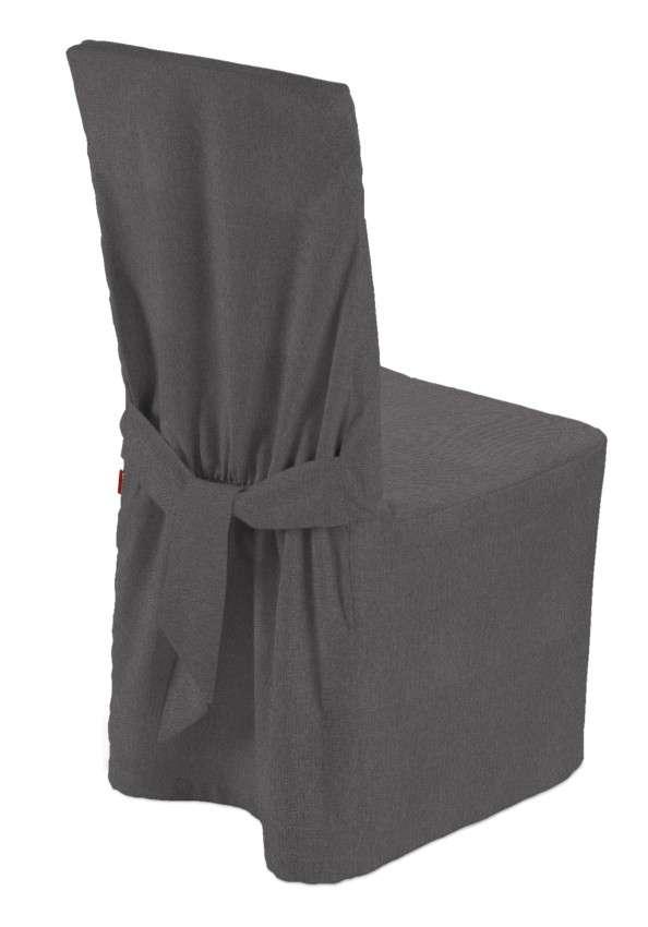 Sukienka na krzesło 45x94 cm w kolekcji Etna , tkanina: 705-35