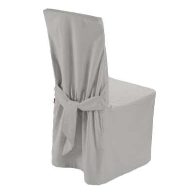Sukienka na krzesło 705-90 jasny popiel Kolekcja Etna
