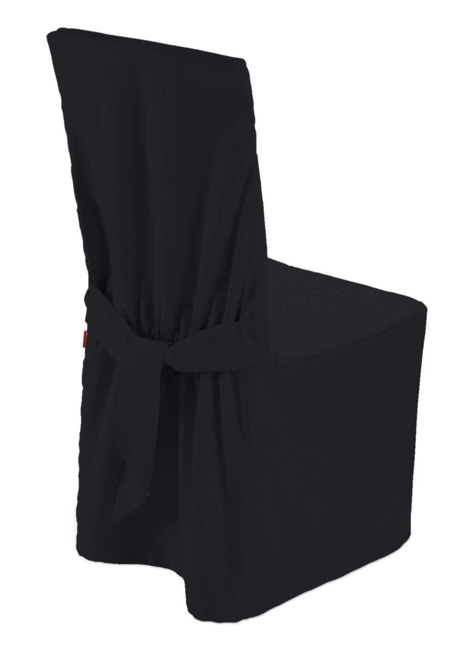 Sukienka na krzesło 45x94 cm w kolekcji Etna , tkanina: 705-00
