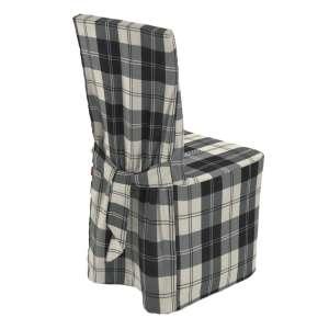 Sukienka na krzesło 45x94 cm w kolekcji Edinburgh, tkanina: 115-74