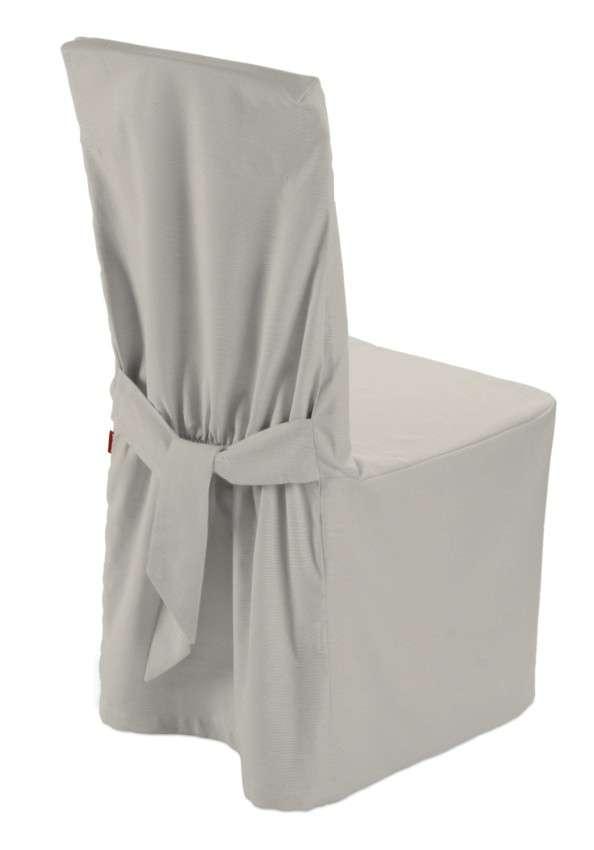 Sukienka na krzesło 45x94 cm w kolekcji Cotton Panama, tkanina: 702-31
