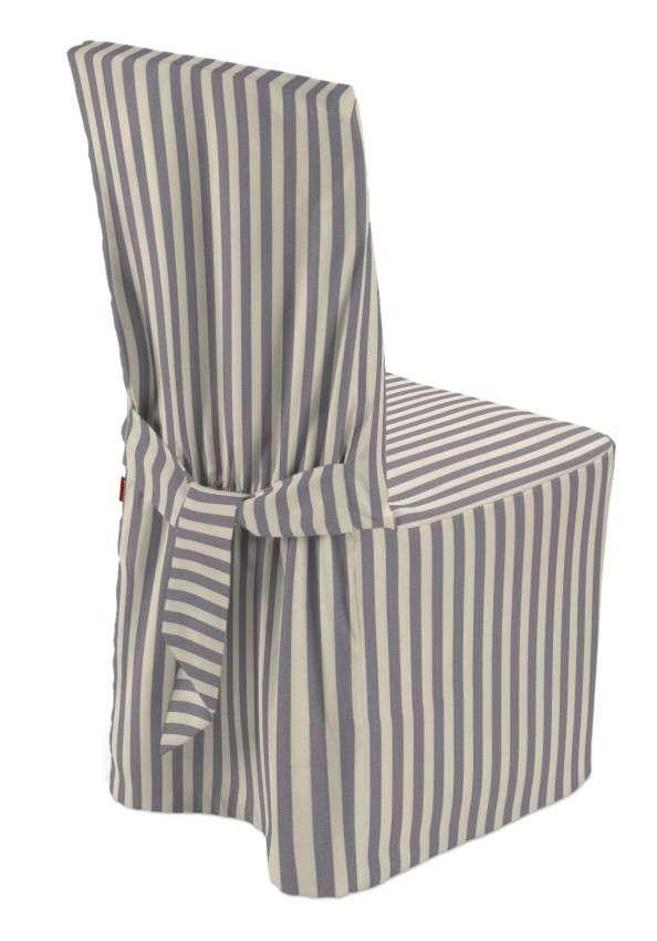 Návlek na stoličku 45 × 94 cm V kolekcii Quadro, tkanina: 136-02