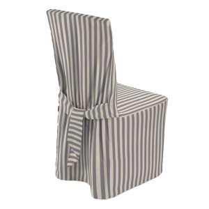 Įvairių kėdžių užvalkalai  45 x 94 cm kolekcijoje Quadro, audinys: 136-02