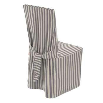 Stuhlhusse 45 x 94 cm von der Kollektion Quadro, Stoff: 136-02