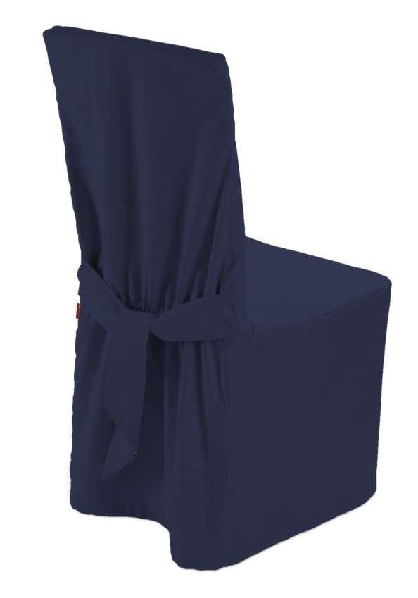 Stuhlhusse 45 x 94 cm von der Kollektion Quadro, Stoff: 136-04
