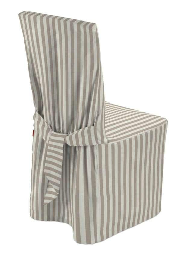 Návlek na židli v kolekci Quadro, látka: 136-07