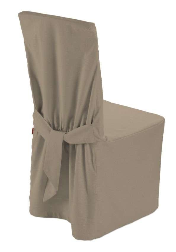 Návlek na židli v kolekci Quadro, látka: 136-09