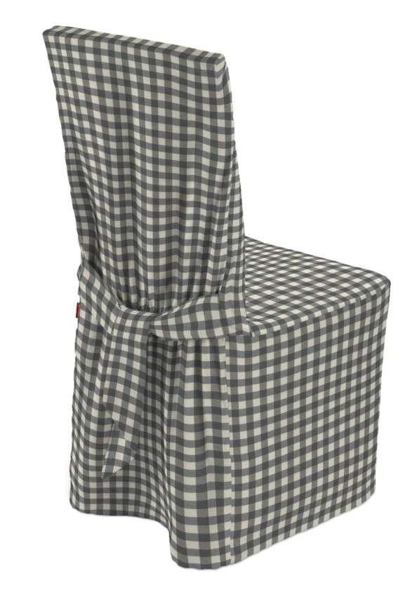 Įvairių kėdžių užvalkalai  45 × 94 cm kolekcijoje Quadro, audinys: 136-11