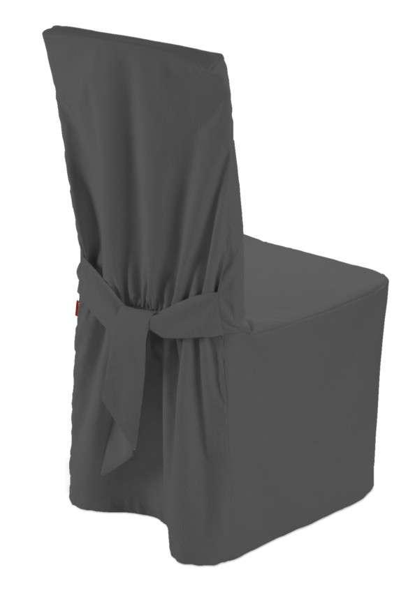 Įvairių kėdžių užvalkalai  45 x 94 cm kolekcijoje Quadro, audinys: 136-14