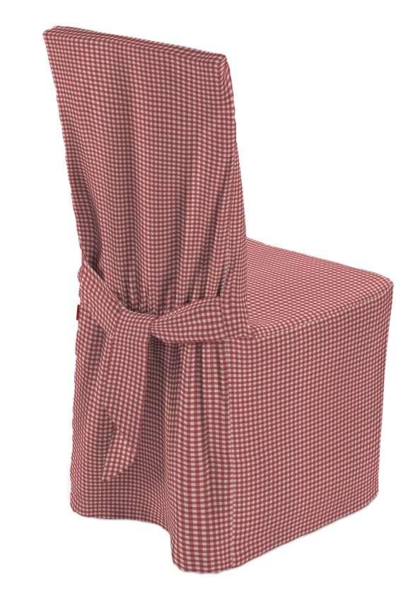 Įvairių kėdžių užvalkalai  45 x 94 cm kolekcijoje Quadro, audinys: 136-15