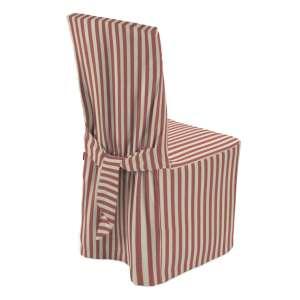 Stuhlhusse 45 x 94 cm von der Kollektion Quadro, Stoff: 136-17