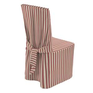 Sukienka na krzesło 45x94 cm w kolekcji Quadro, tkanina: 136-17