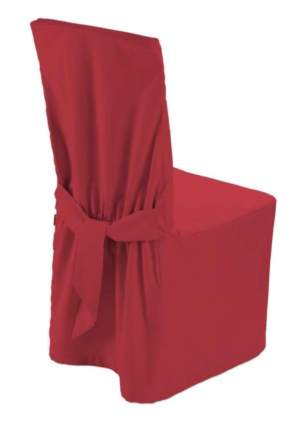 Stuhlhusse 45 x 94 cm von der Kollektion Quadro, Stoff: 136-19
