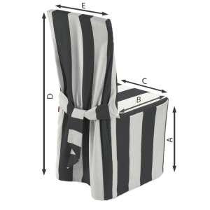 Stuhlhusse 45 x 94 cm von der Kollektion Comics, Stoff: 137-53