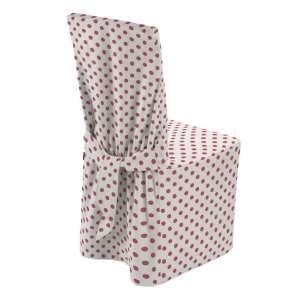 Sukienka na krzesło 45x94 cm w kolekcji Ashley, tkanina: 137-70
