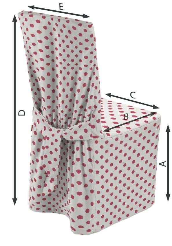 Návlek na stoličku V kolekcii Little World, tkanina: 137-70