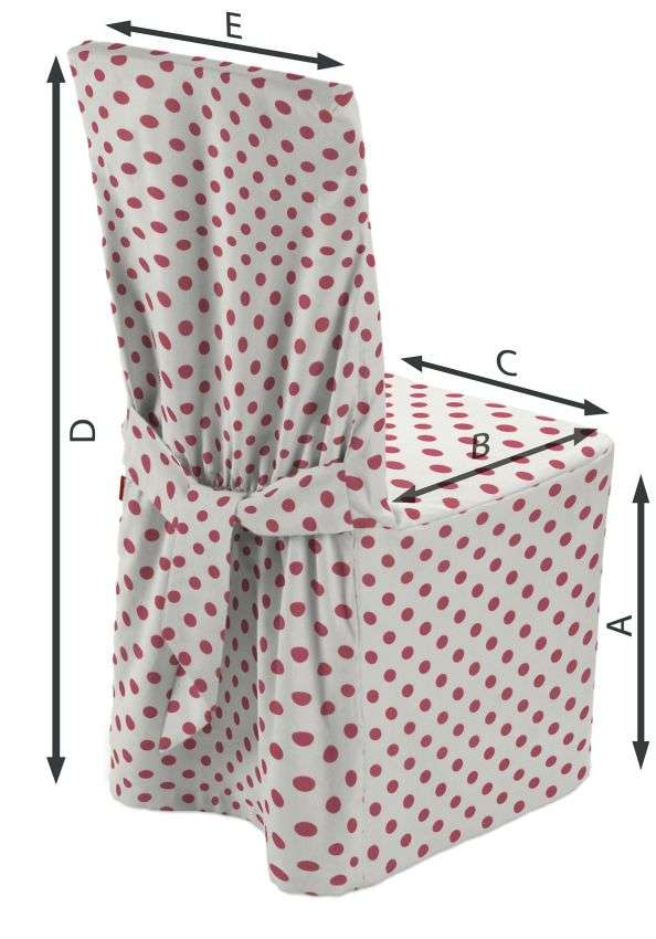 Sukienka na krzesło w kolekcji Little World, tkanina: 137-70