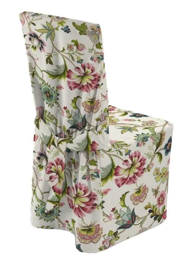 Stuhlhusse 45 x 94 cm von der Kollektion Londres, Stoff: 122-00