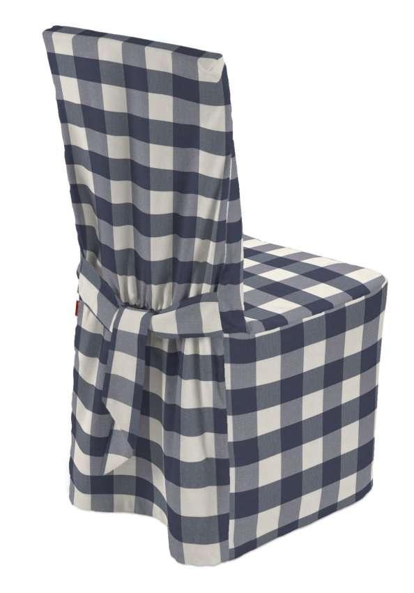 Návlek na stoličku V kolekcii Quadro, tkanina: 136-03