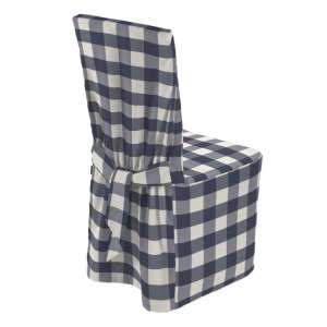 Įvairių kėdžių užvalkalai  45 x 94 cm kolekcijoje Quadro, audinys: 136-03