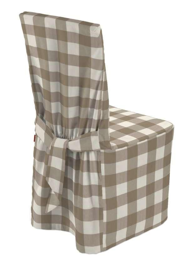 Návlek na stoličku V kolekcii Quadro, tkanina: 136-08