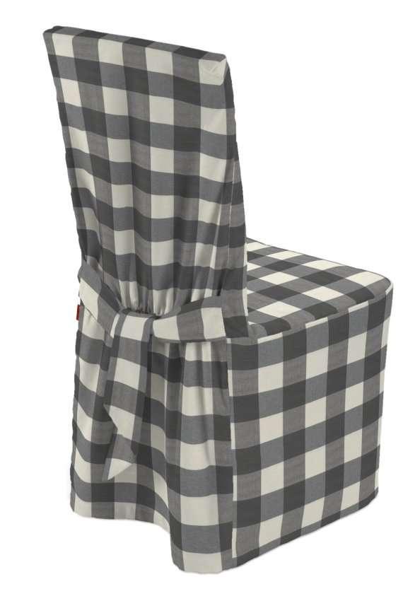 Návlek na židli 45 x 94 cm v kolekci Quadro, látka: 136-13