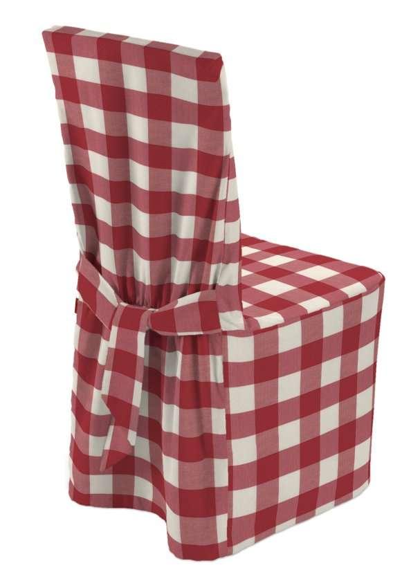 Návlek na stoličku V kolekcii Quadro, tkanina: 136-18