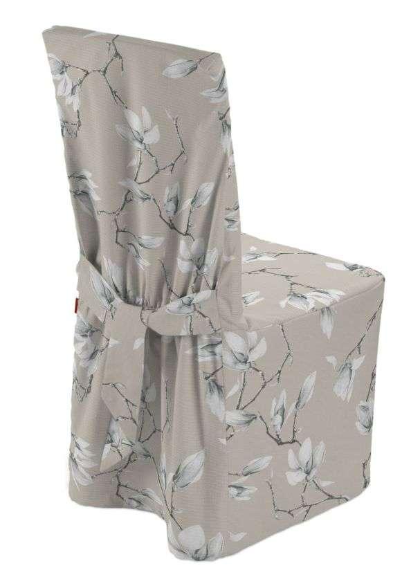 Sukienka na krzesło 45x94 cm w kolekcji Flowers, tkanina: 311-12