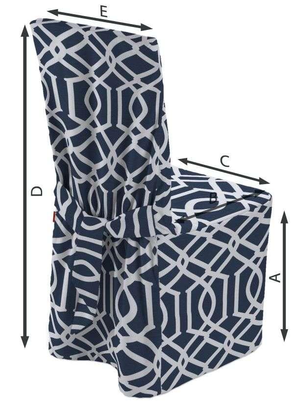 Įvairių kėdžių užvalkalai  45 x 94 cm kolekcijoje Comics Prints, audinys: 135-10