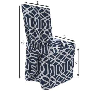 Stuhlhusse 45 x 94 cm von der Kollektion Comics, Stoff: 135-10