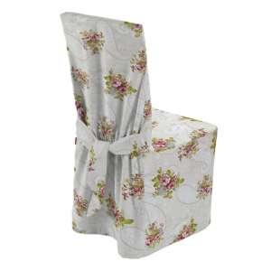 Įvairių kėdžių užvalkalai  45 x 94 cm kolekcijoje Flowers, audinys: 311-15