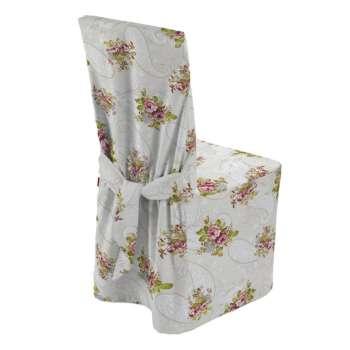 Įvairių kėdžių užvalkalai  kolekcijoje Flowers, audinys: 311-15