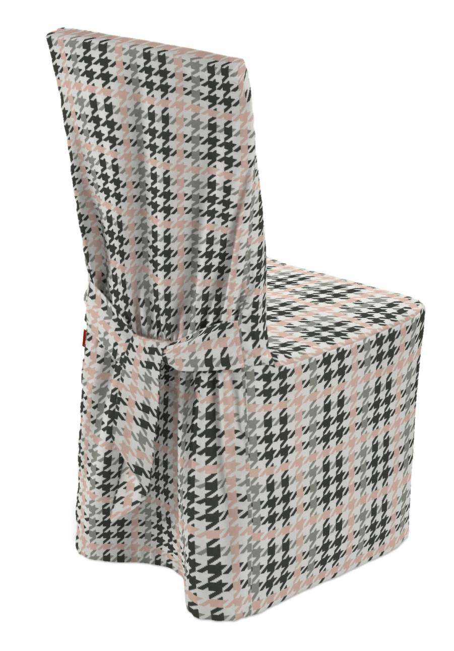 Standard and made to measure chair cover in collection Brooklyn, fabric: 137-75