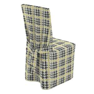 Įvairių kėdžių užvalkalai  45 x 94 cm kolekcijoje Brooklyn, audinys: 137-79