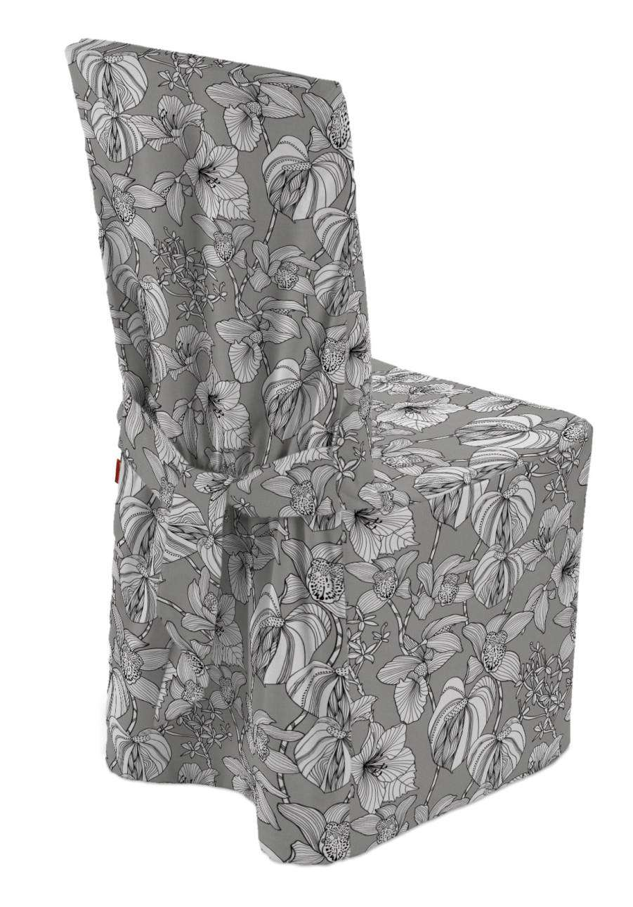 Standard and made to measure chair cover 45 × 94 cm (18 × 37 inch) in collection Brooklyn, fabric: 137-80