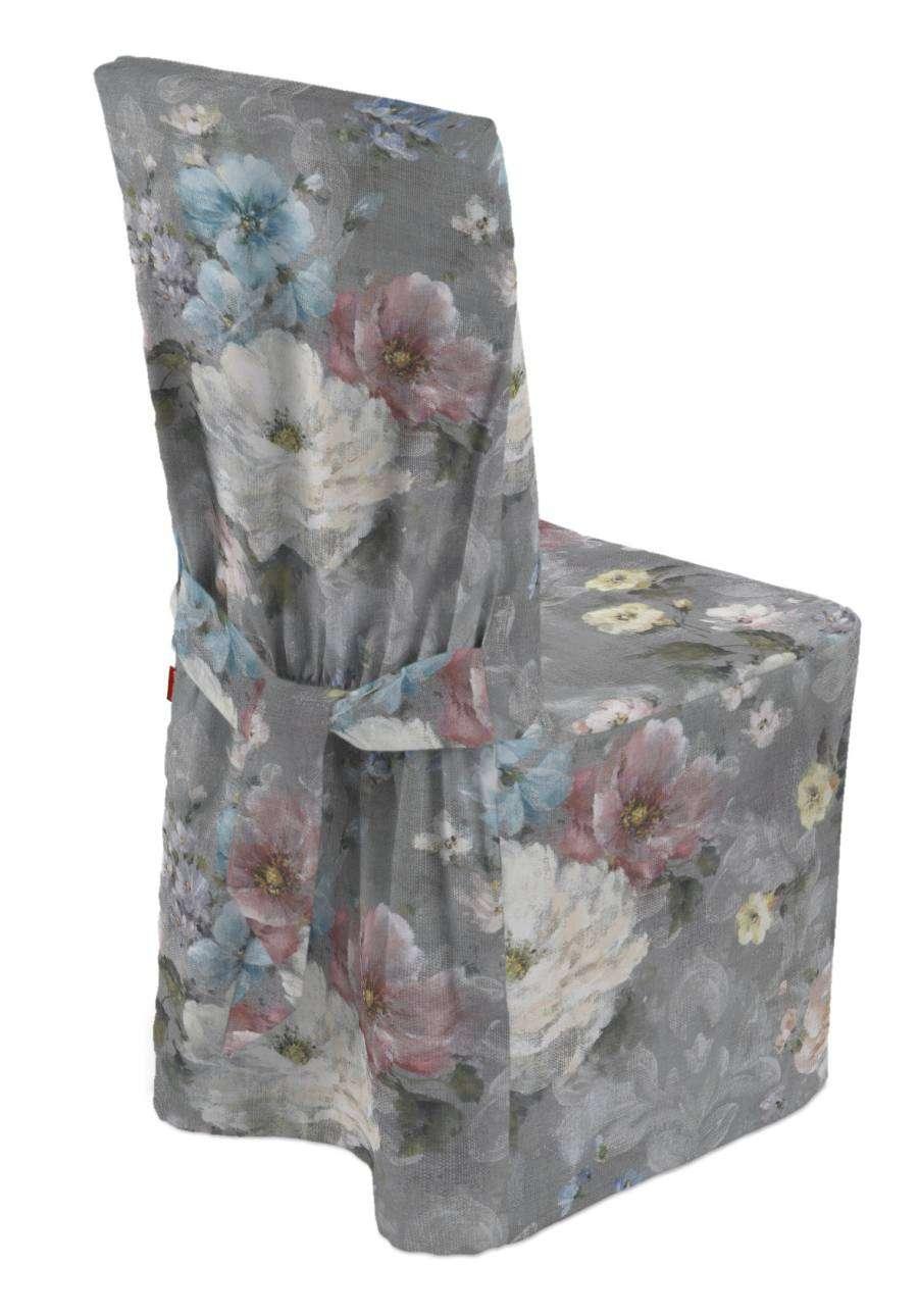 Stuhlhusse 45 x 94 cm von der Kollektion Monet, Stoff: 137-81