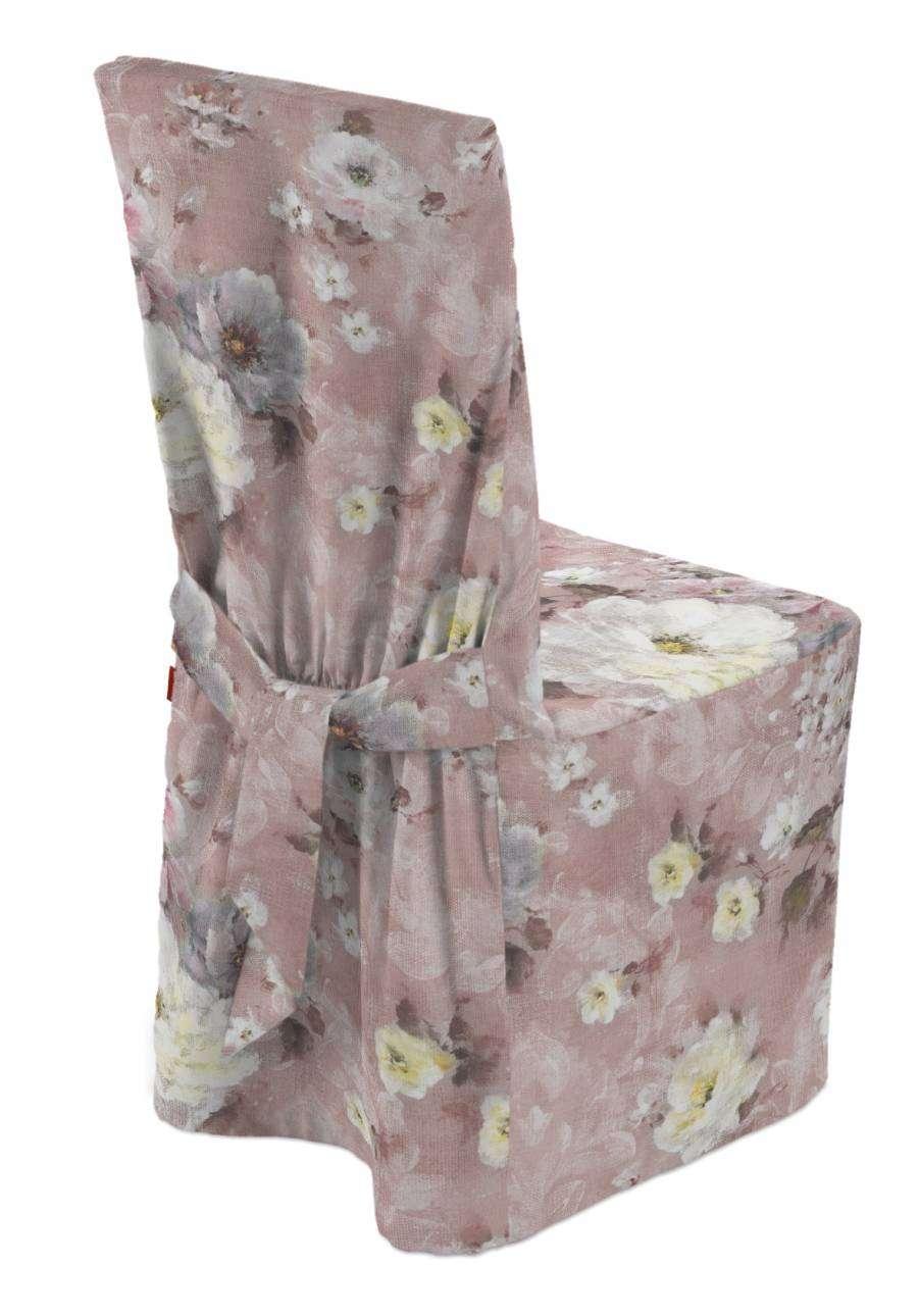 Universal tuolin päällinen mallistosta Flowers, Kangas: 137-83